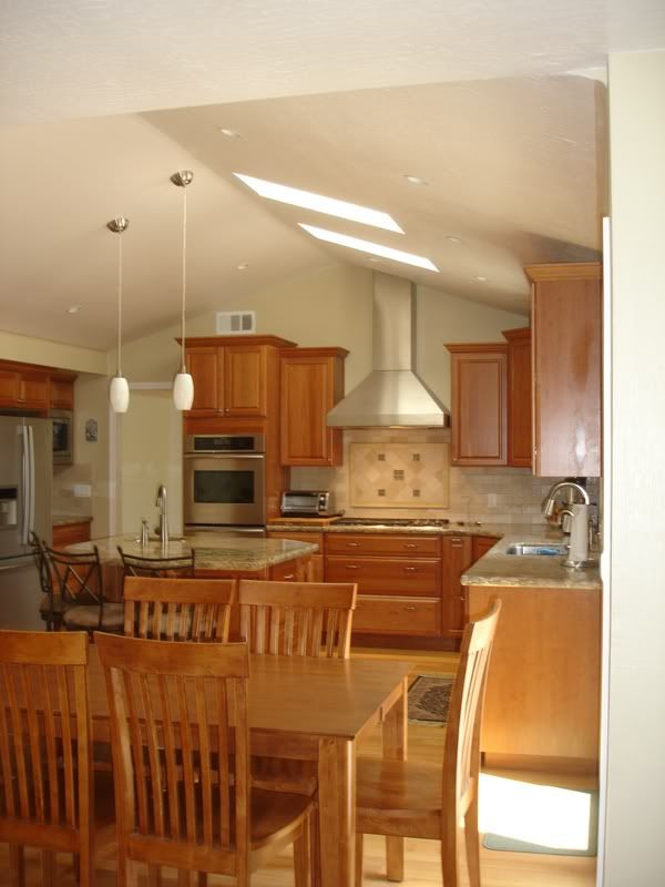 Hello Why Don T We Add Sky Lights In The Kitchen