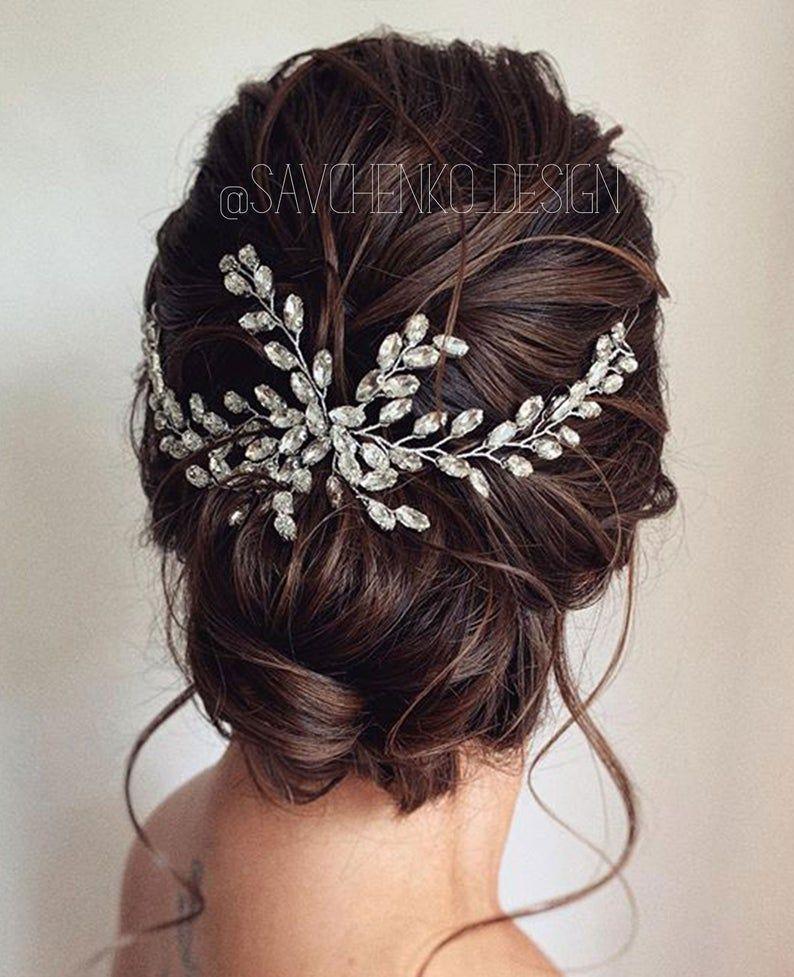 Pin On Bridal Hair Piese