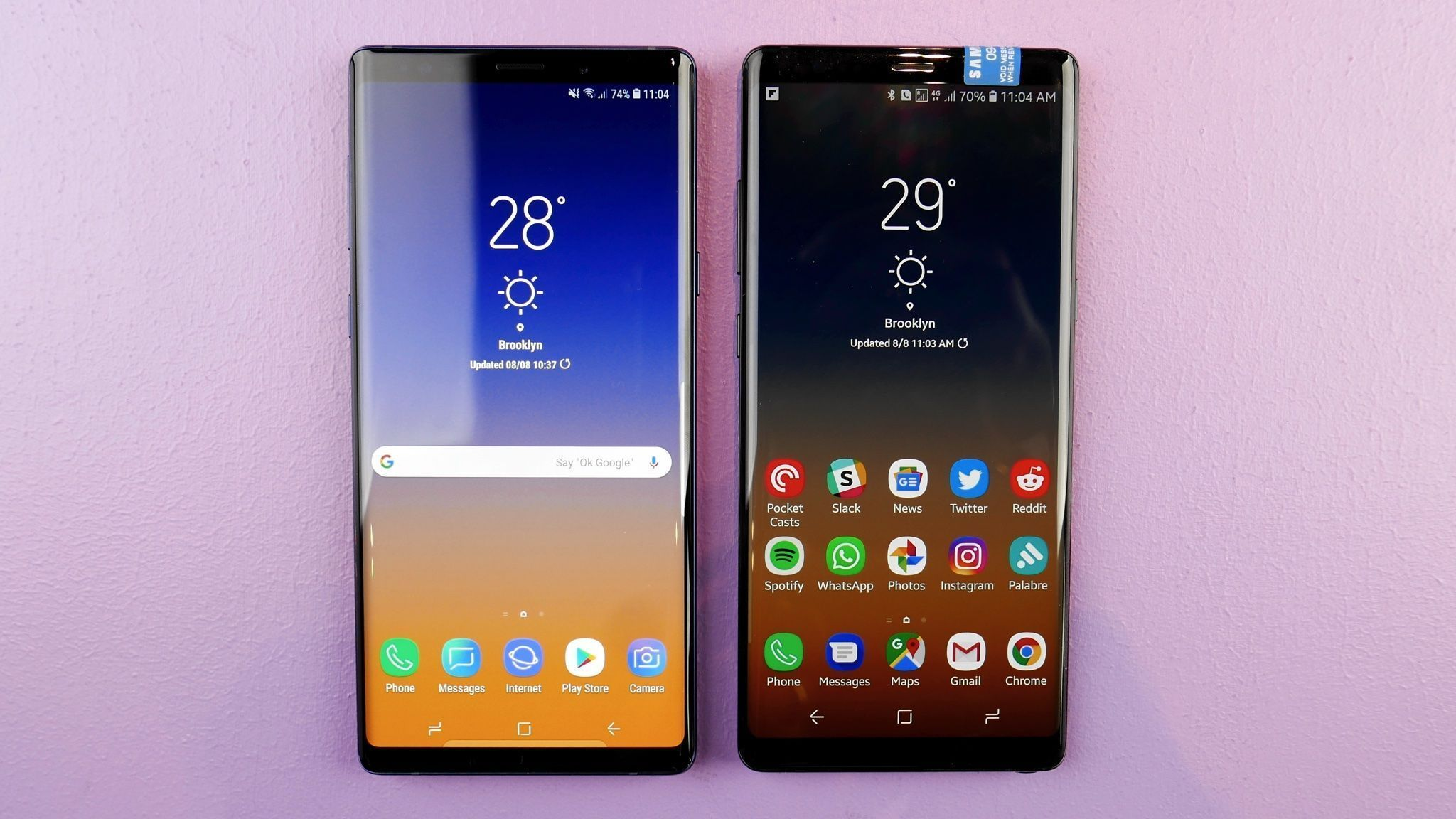 Using The Galaxy Note 9 As Our Daily Driver Cell Phone Wallpapers Cell Phone Wallpapers Iphone Wallpapers Backgrounds In 2020 Samsung Galaxy Note Galaxy Note 9 Samsung