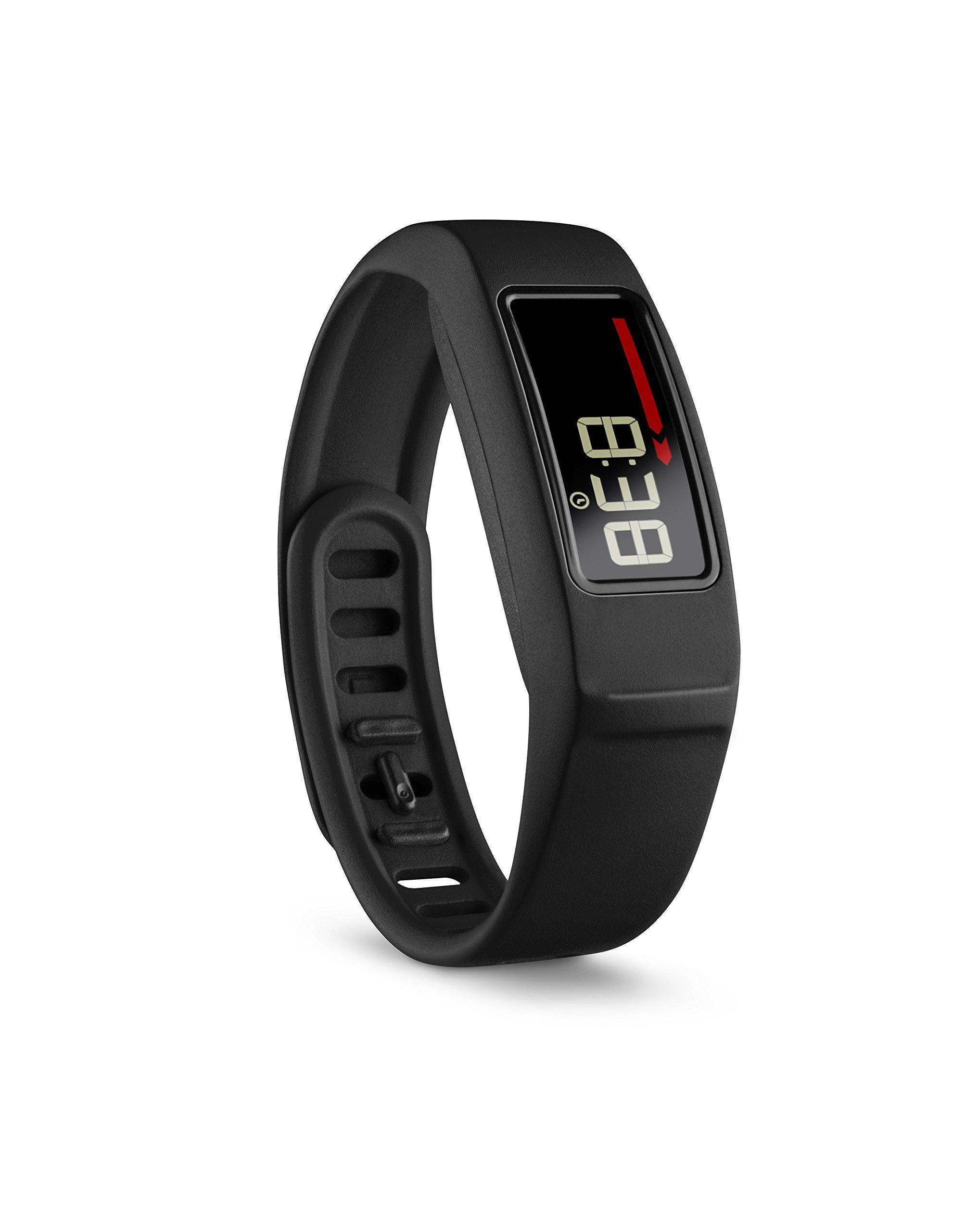 Garmin Vívofit 2 Activity Tracker, Black (Certified