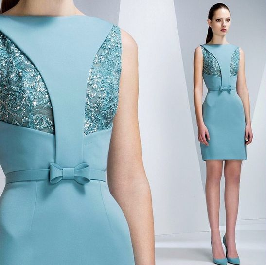 Georges Hobeika FW 201516 Collection Lookbook  -