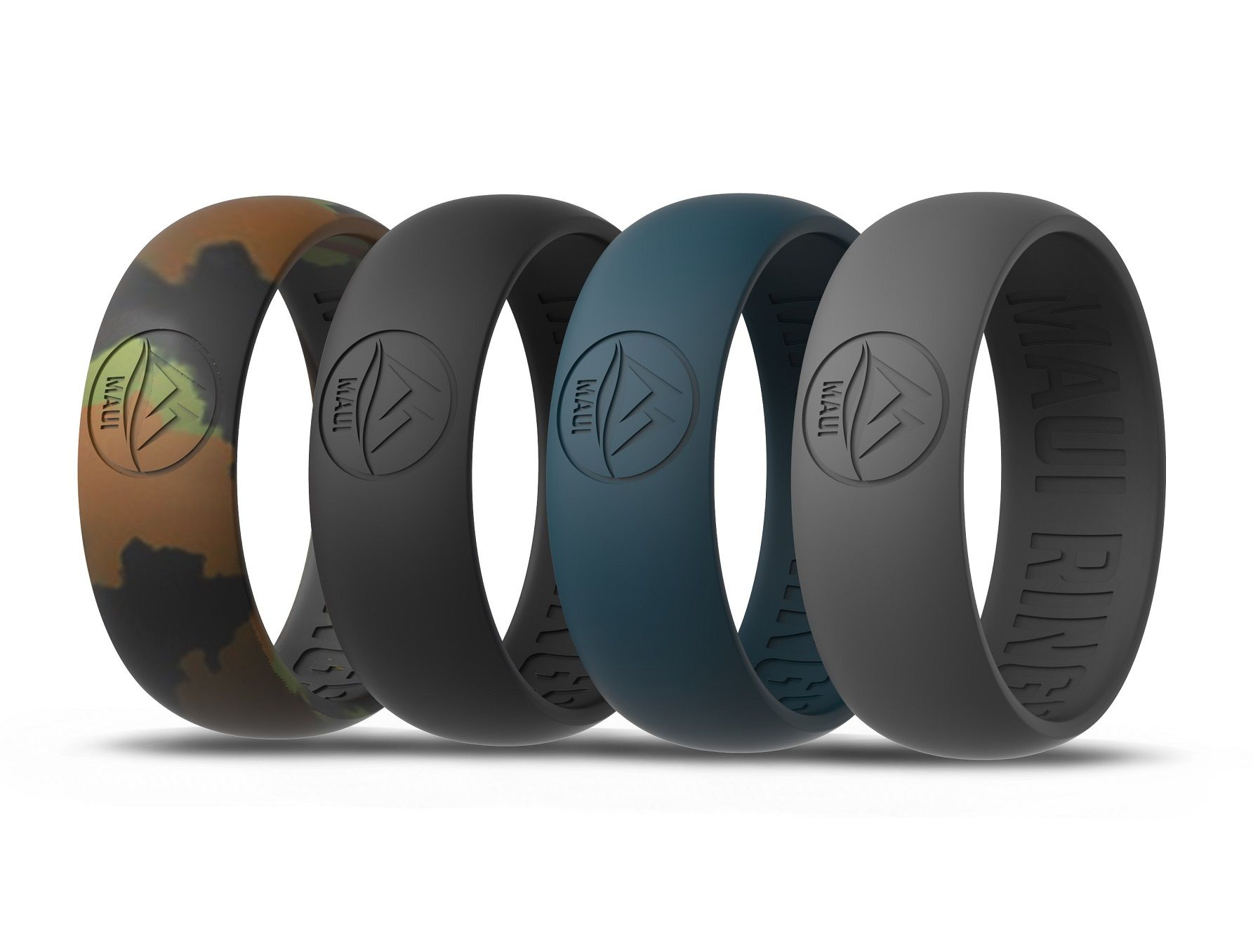 Mens Rubber Wedding Bands >> SILICONE WEDDING RING FOR ACTIVE LIFESTYLE ENGAGEMENT ...