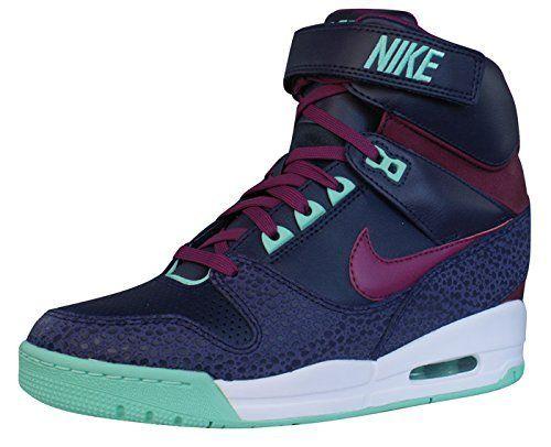Nike Air Revolution Sky Hi Liberty Qs Womens Wedge Shoes 632181 Http Www Amazon Com Dp B00fkhk7lu Ref Cm Nike Air Max For Women Womens Shoes Wedges Sneakers