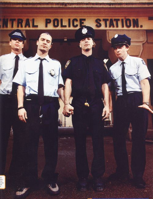 Tomahawk At The Central Police Station Mike Patton Hero Inspiration Good Music