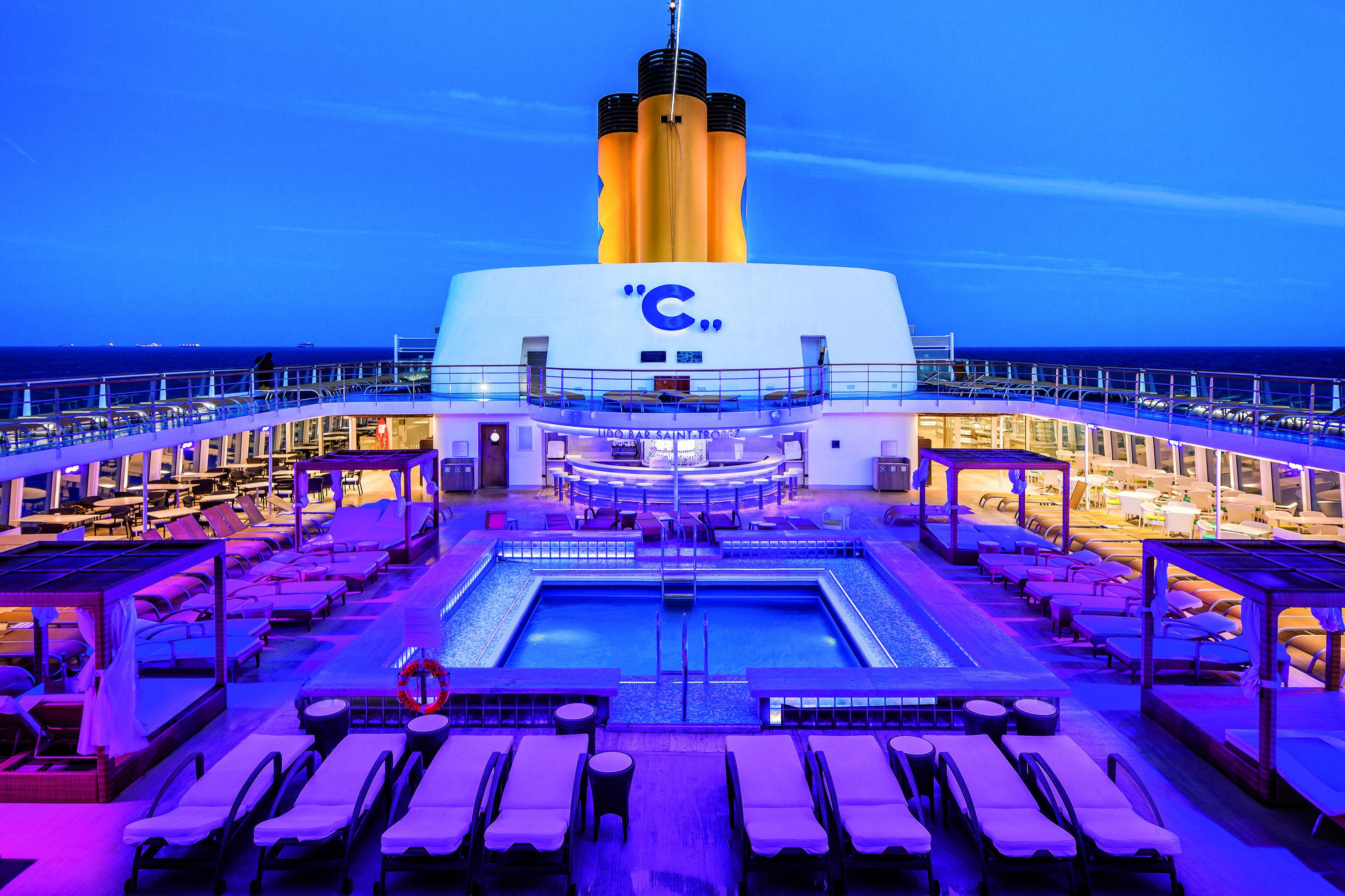 Costacruises Costa Neoromantica Costa Cruises Costa Cruise Ships Cruise Vacation