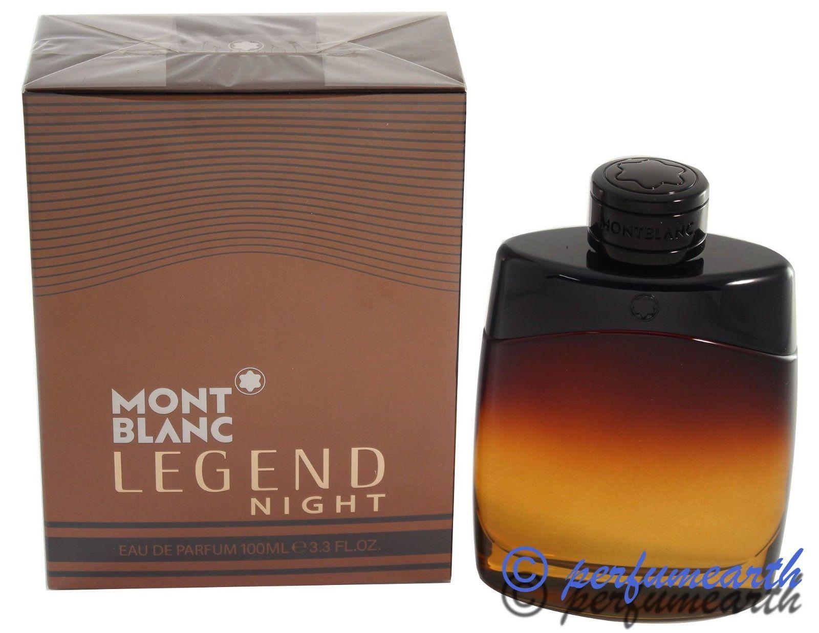 Mont Blanc Legend Intense 3 4oz Men S Eau De Toilette Ebay Eau De Toilette Perfume And Cologne Perfume Cologne