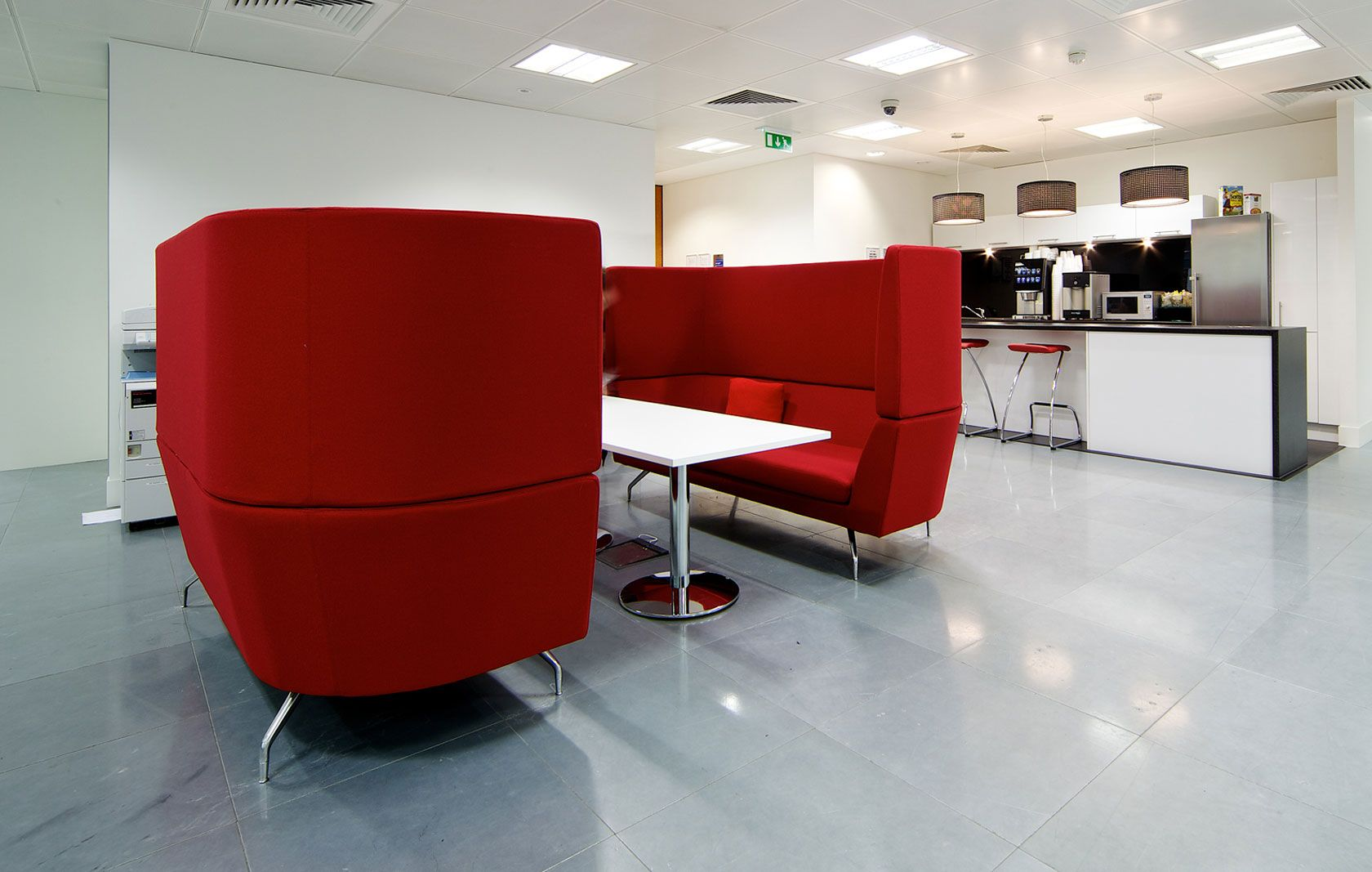 Acoustic Pods For Offices