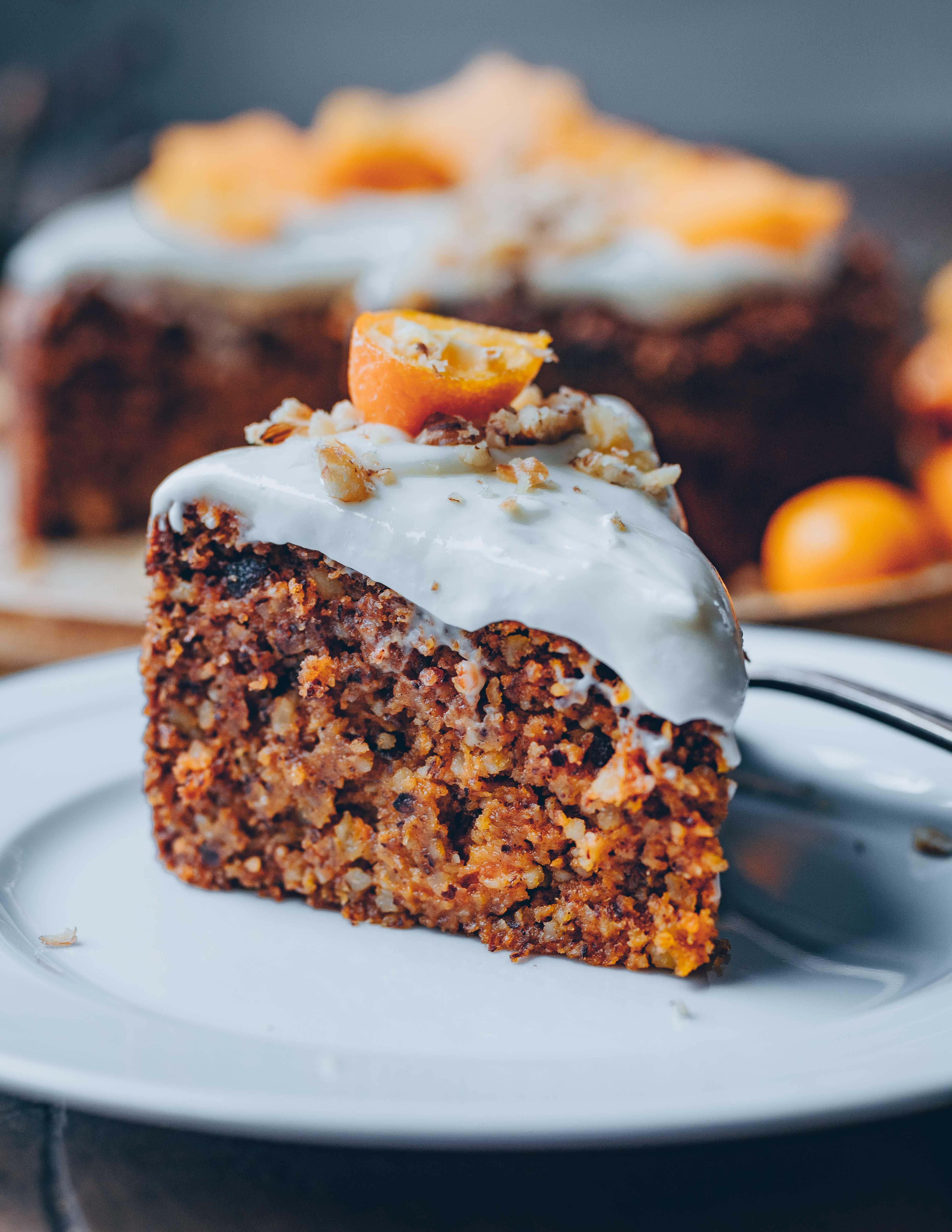 Rübli Kuchen #recipeformarshmallows