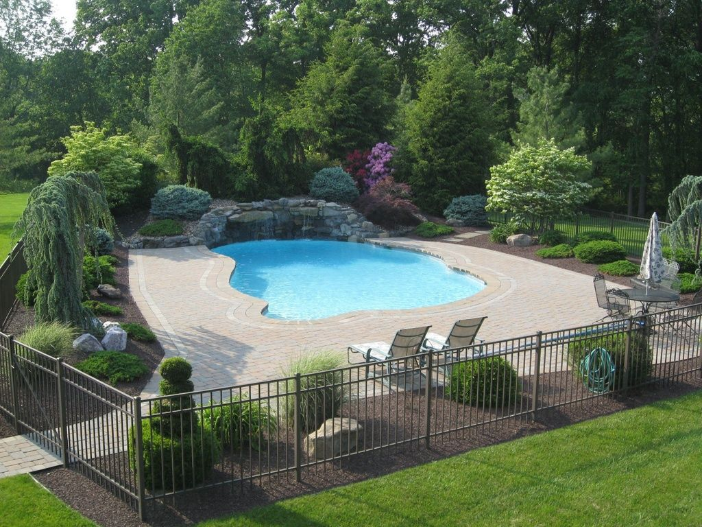 15 Genius Designs Of How To Make Backyard Pool Fence Ideas