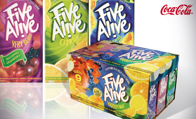 Our brief was to reinvigorate the #brand and create stronger shelf presence in store. We created a dynamic #logo that jumps out of the pack and set it against a swirling melee of #fruit and #colour.
