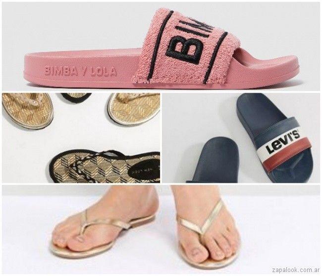 be8c4888265c8 Tendencias   calzados de moda primavera verano 2019