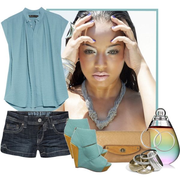 Are You Ready?, created by istyle on Polyvore