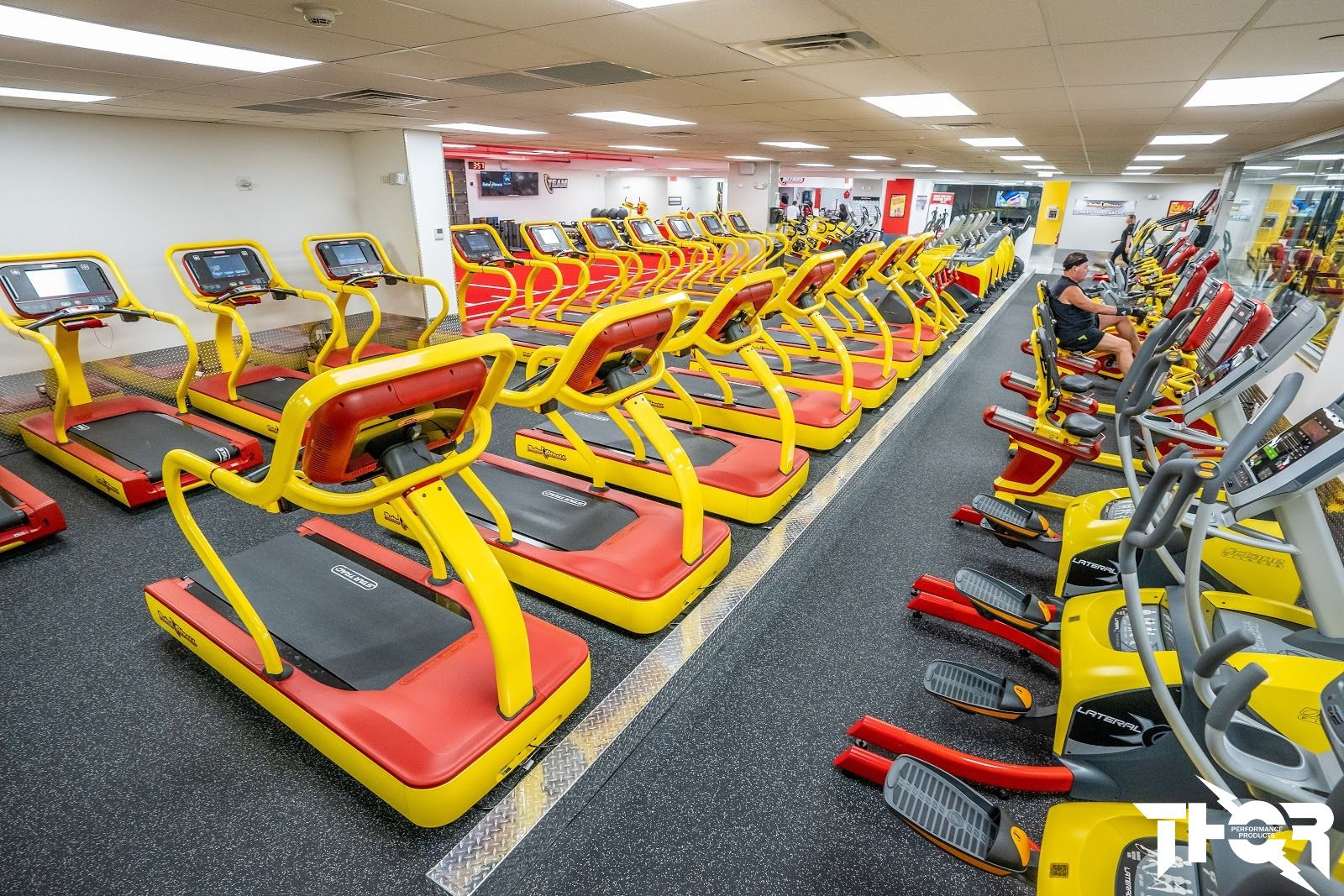 Flooring For Gyms Wellness Design Retro Fitness Floor Workouts