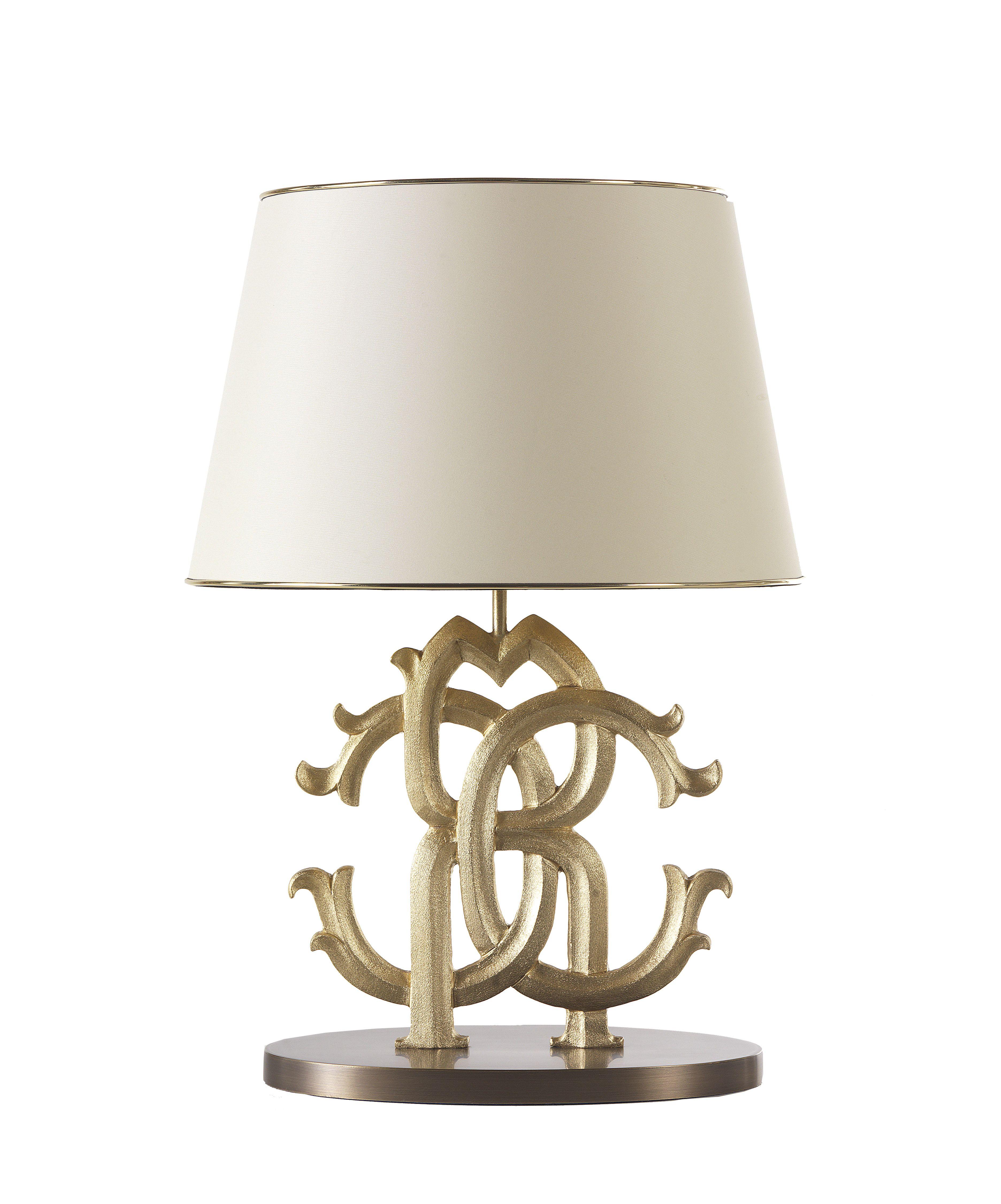 logo lamp roberto cavalli home robertocavallihome