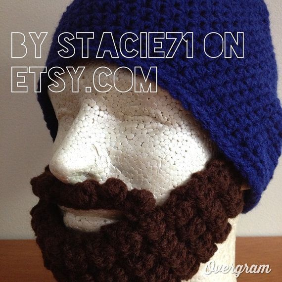 Crocheted Beard Hat/Beanie Customizable by stacie71 on Etsy #crochetedbeards Crocheted Beard Hat/Beanie Customizable by stacie71 on Etsy #crochetedbeards Crocheted Beard Hat/Beanie Customizable by stacie71 on Etsy #crochetedbeards Crocheted Beard Hat/Beanie Customizable by stacie71 on Etsy #crochetedbeards