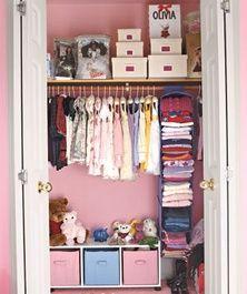 Little girls closet?