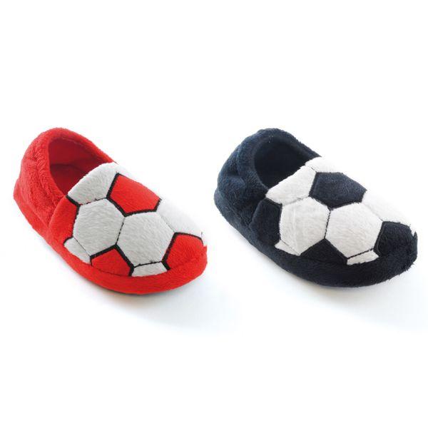 Boys Football design slippers