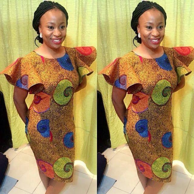 Pingl par samira dauda sur african fashion pinterest for Couture de kita pagne