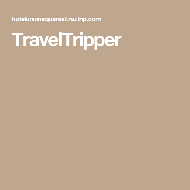 TravelTripper