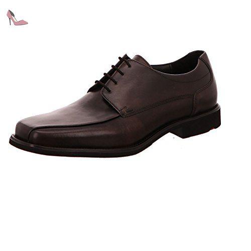 Lloyd , Chaussures de ville à lacets pour homme - Noir - Noir, 44.5 EU / 10 UK EU
