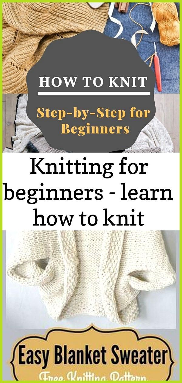 Photo of Knitting for beginners – learn how to knit
