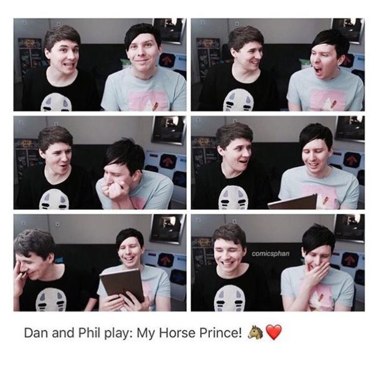 Poor Phil did not know what was coming!