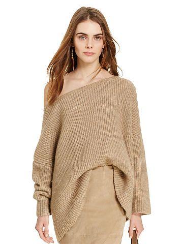 Polo Ralph Lauren Alpaca Blend Boatneck Sweater Polo Ralph Lauren