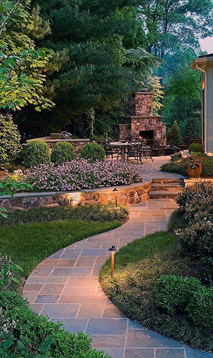 Photo of 36 Wunderschöne Garten-Landschafts-Ideen, die großartig aussehen – Garten