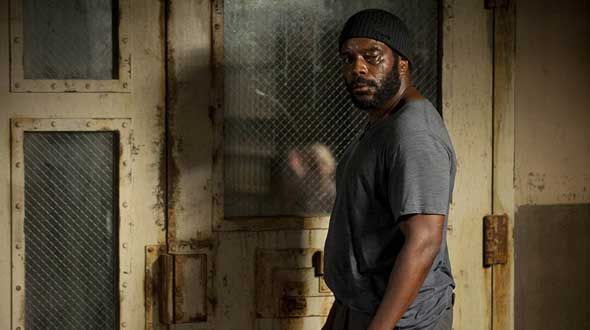 chad coleman walking dead sea 4 | The Walking Dead 4ª Temporada: Chad Coleman fala sobre o trauma de ...