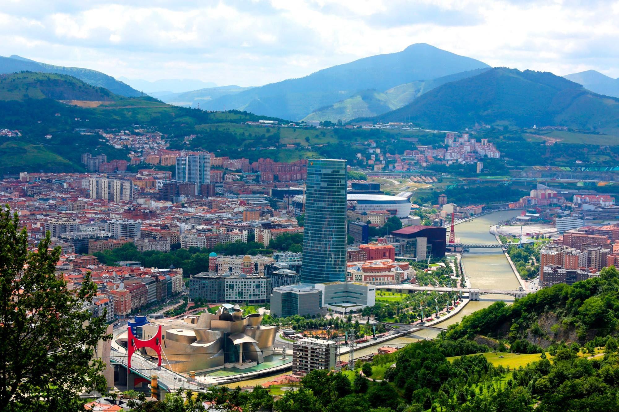 Turismo en Bilbao, Vizcaya/Bizkaia, España | Espagnol, Basque