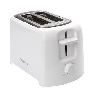 Chefmate Cool Touch Two Slice Toaster This is my cheap under 10 00