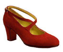 Modelo Zambra professional  Zapatos de flamenco Don Flamenco shoes - 98,00 €