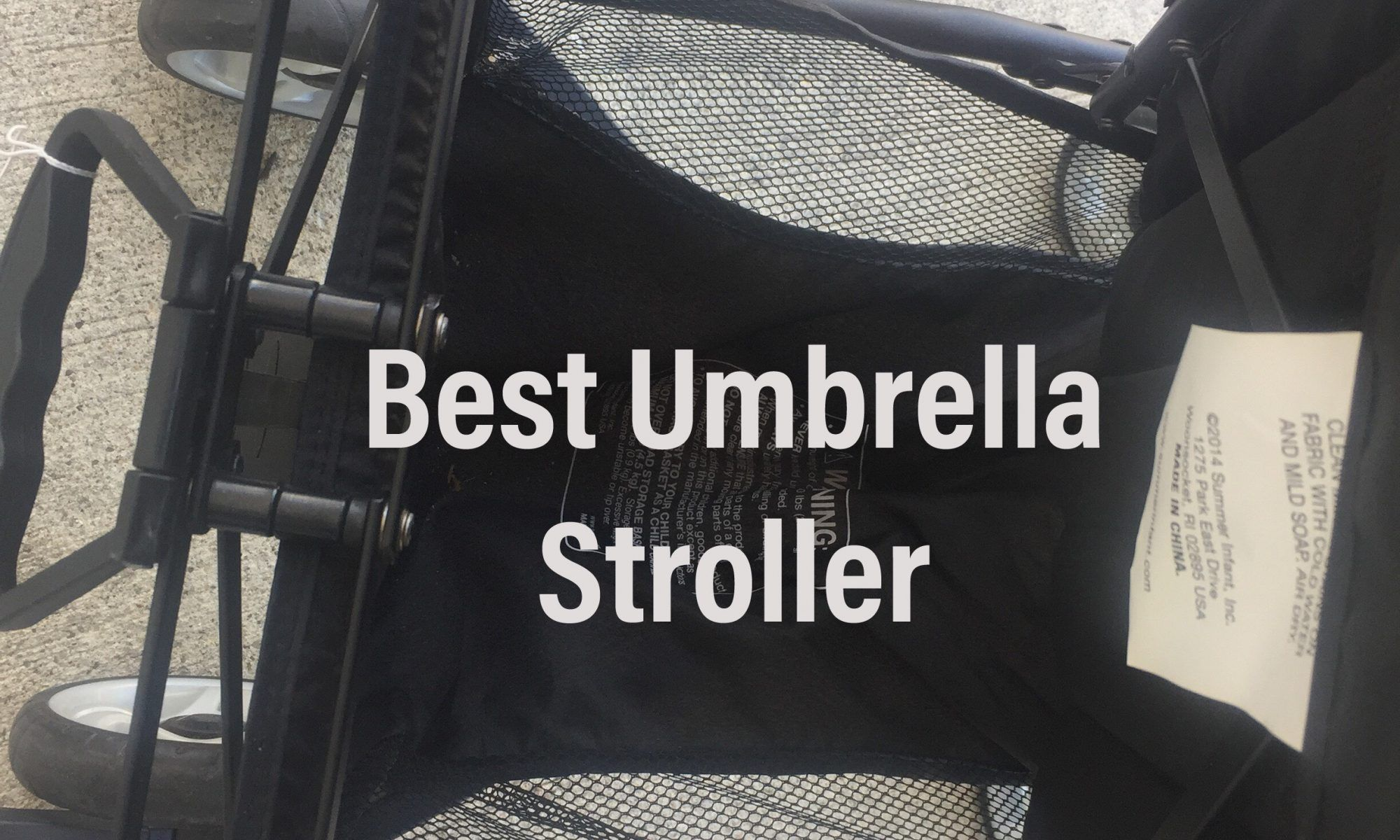 Best Umbrella Stroller – Spicy Taco and HUZ #bestumbrella