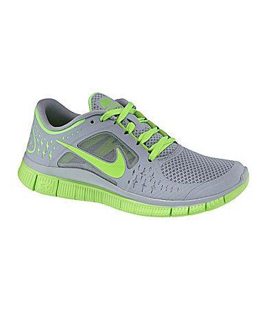 Nike Womens Free Run 3 Running Shoes #Dillards