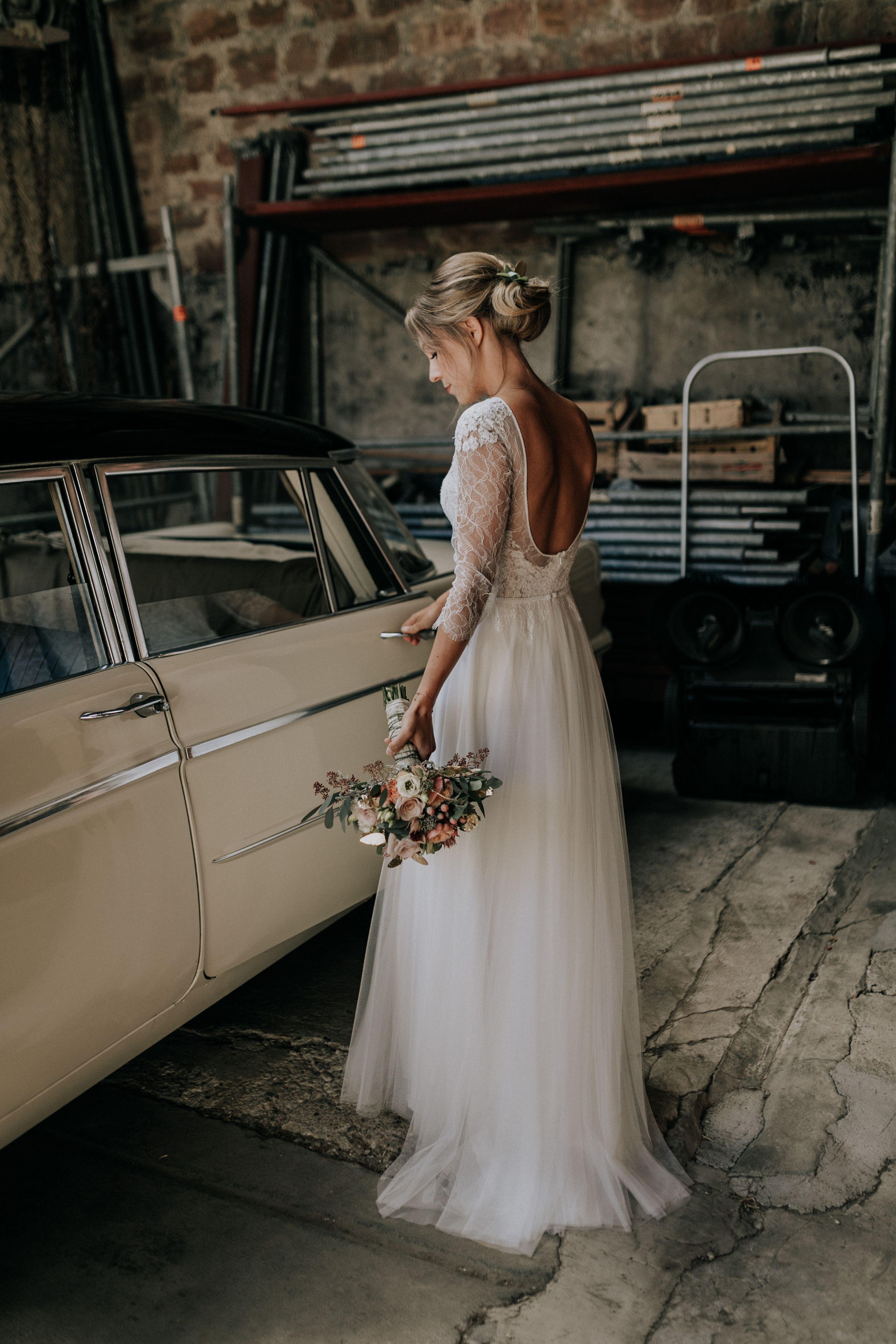 Brautkleid Anprobe Die Sache Mit Dem Traumkleid Kleider