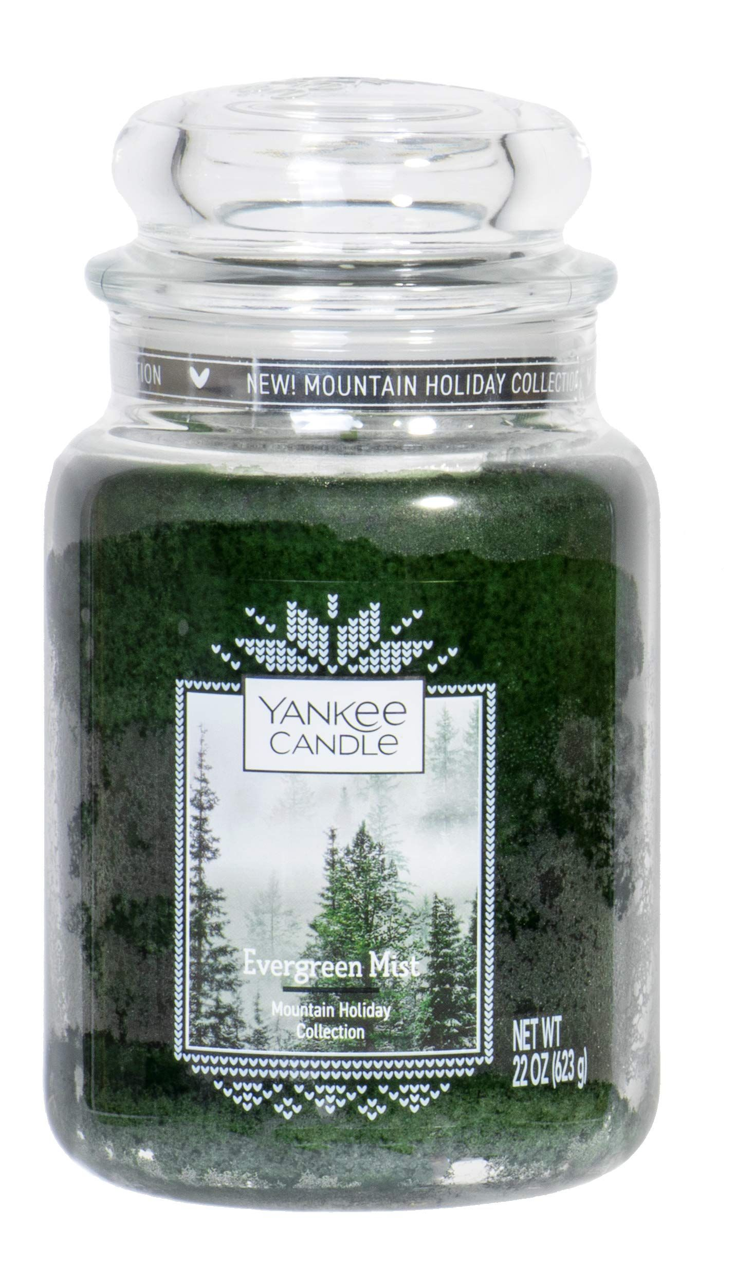 Yankee Candle Evergreen Farmers Collection Yankee Candle Glass Jars Candle Jars