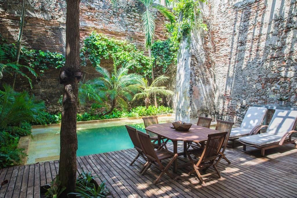 Ganhe uma noite no Colonial Mansion in the Old City - Casas para Alugar em Cartagena no Airbnb!
