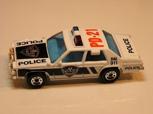 Matchbox ford ltd police car models pinterest
