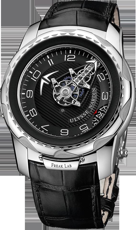 La Cote des Montres : La montre Ulysse Nardin FreakLab - Plus conquérante que jamais