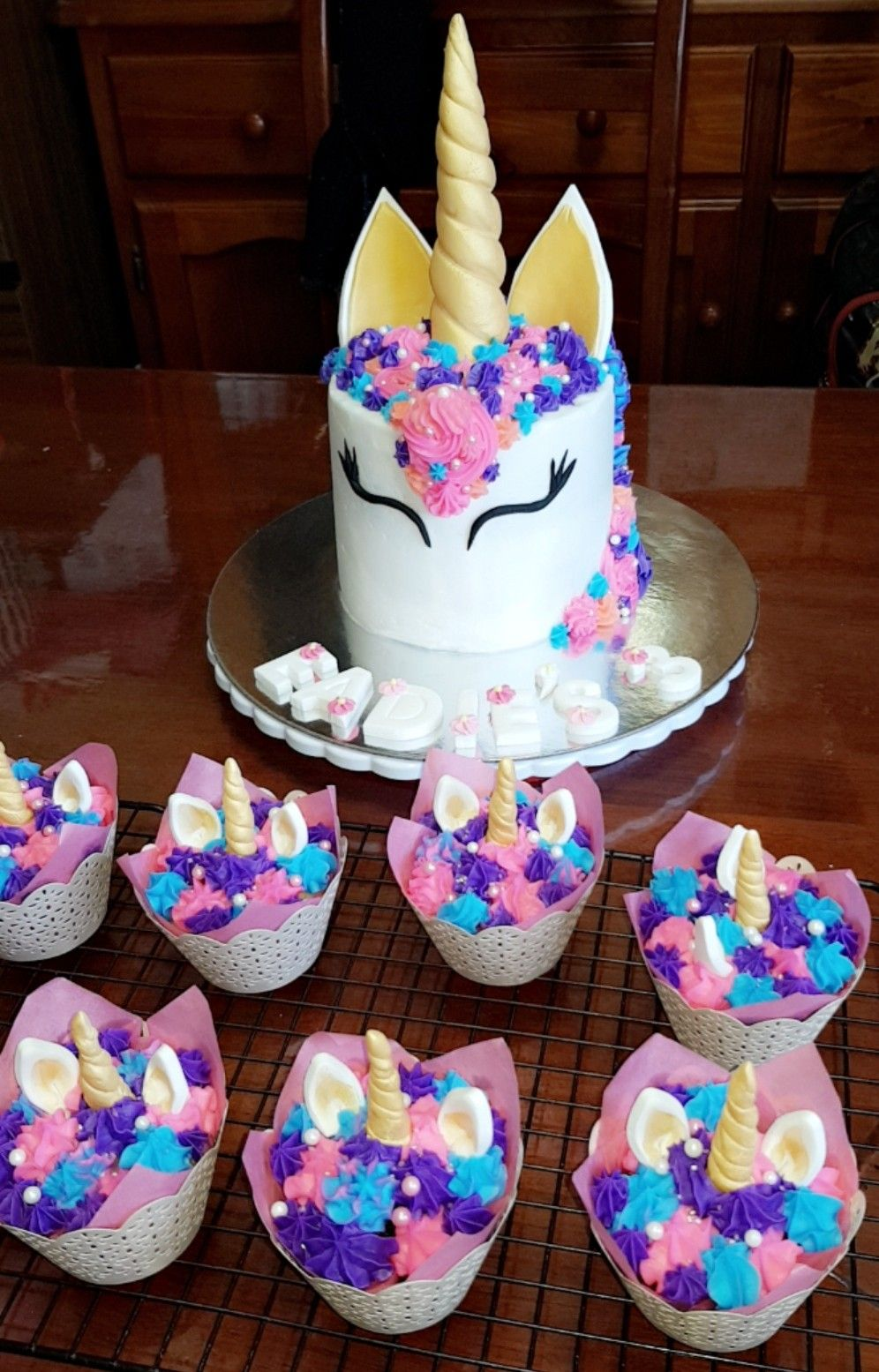 Eadies 3rd Birthday Cake