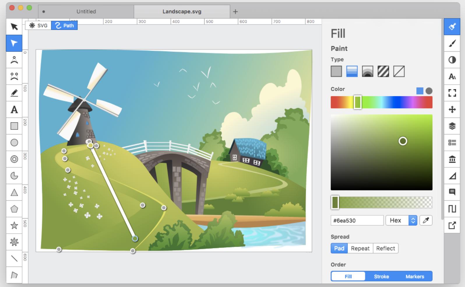 Adobe Illustratoresk Program Thats Free For Mac