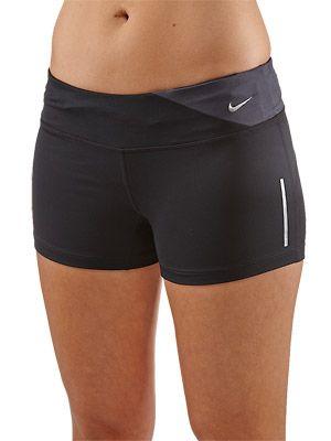 Nike Women's Epic Run Boy Short Black
