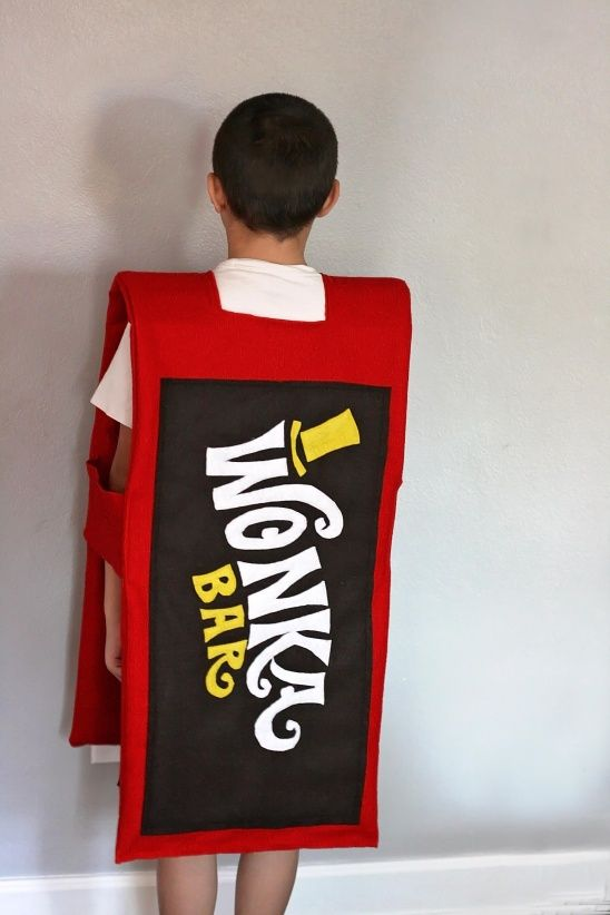 Charlie And The Chocolate Factory Halloween Costumes By