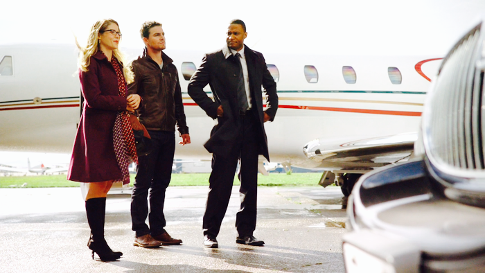 Time Arrow / Team Arrow