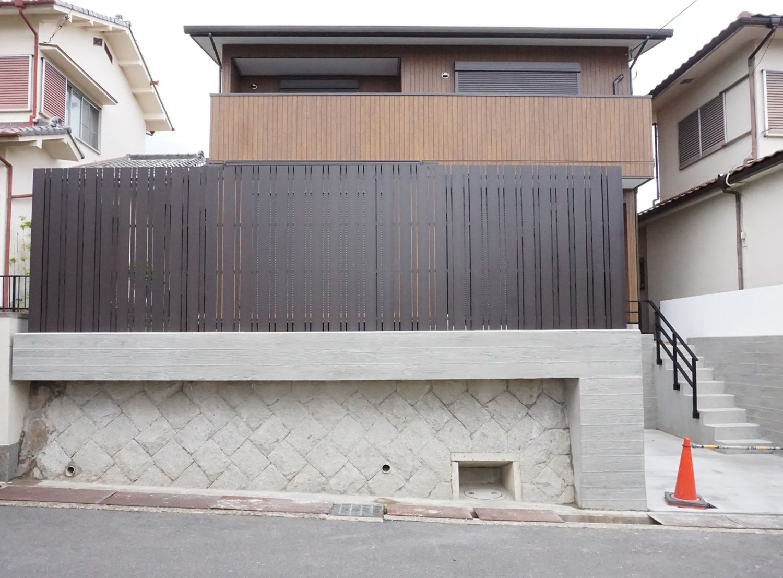 格子でつながる和モダンの家 ママ設計士onestarのフォトギャラリー
