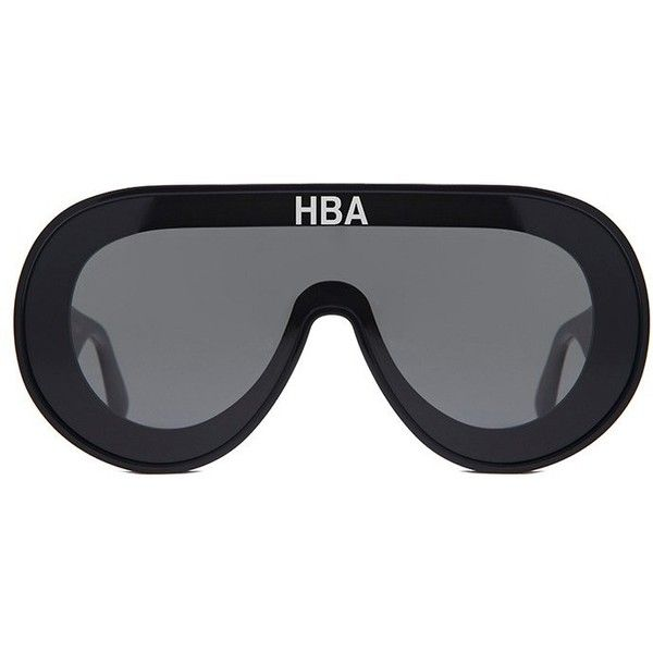 5f9480c0788c Hood By Air x Gentle Monster Sunglasses Are for Citizens of the Future ❤  liked on Polyvore featuring accessories
