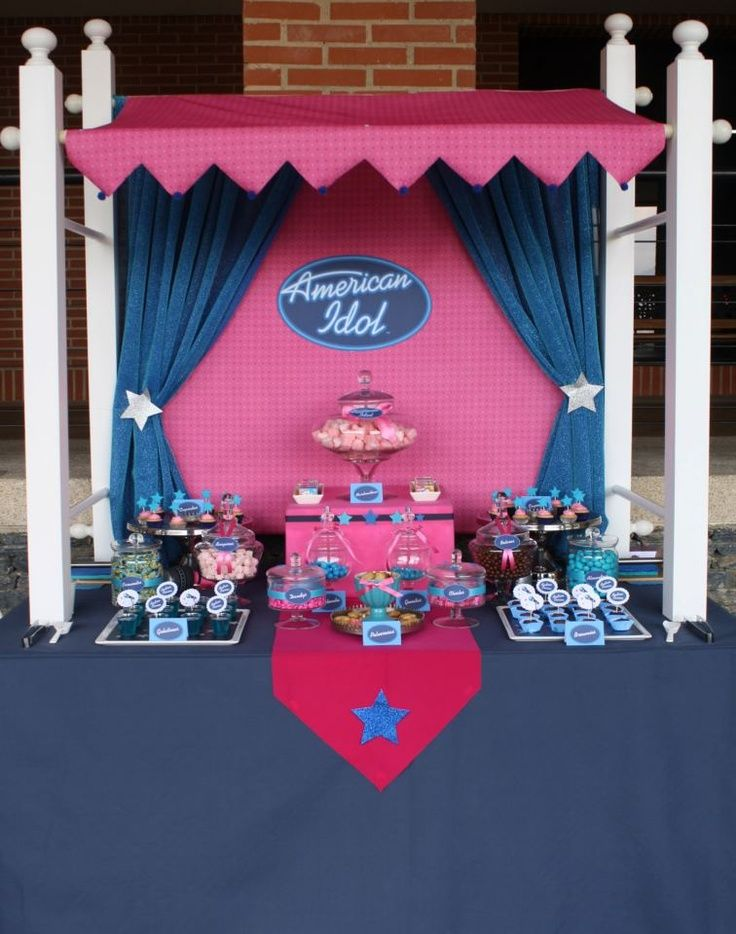 American idol themed party yahoo image search results
