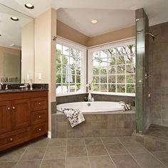 And Decor Page 2 More Corner Tubs Spa Bathrooms Weeks Bath Corner Inspiration Spa Bathroom Remodel Design Inspiration