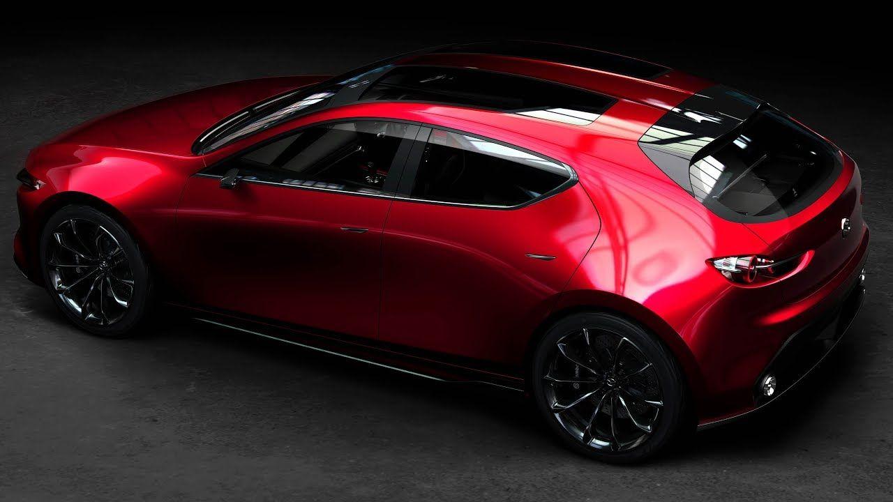 Wow 2019 Mazda 3 Exterior And Interior Hatchback Mazda 3