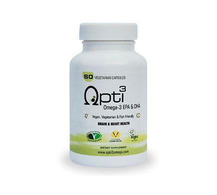 OPTI3 Omega-3 Kapseln